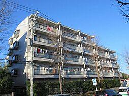神奈川県川崎市麻生区上麻生4丁目の賃貸マンションの外観
