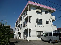 コスモ福生[1階]の外観