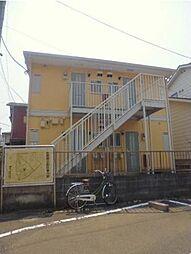 バンドス湘南[2階]の外観