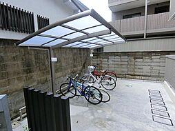 アミティコート茨木[1階]の外観
