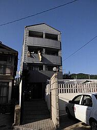 PRESTAGE・MISASAGI(プレステージ御陵)[3階]の外観