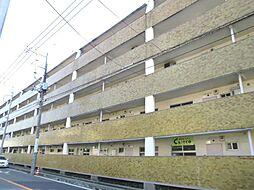 松栄マンション[3階]の外観