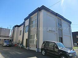 栄ヶ丘ハイツA[2階]の外観