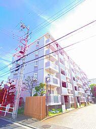 コーポレート東伏見12号棟[4階]の外観