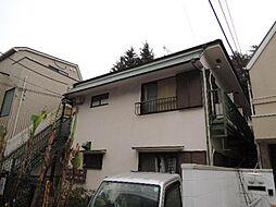 東京都世田谷区池尻1の賃貸アパートの外観