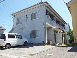 ヨシワラハイツA[3号室]の外観