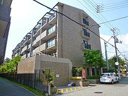 兵庫県西宮市広田町の賃貸マンションの外観
