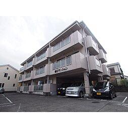 大阪府高槻市氷室町4の賃貸マンションの外観