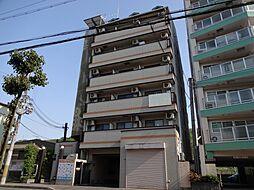 タクティ三郷[6階]の外観