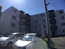 パークウエストB[3階]の外観