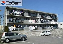 ロイヤルヒルズ山代壱番館[2階]の外観
