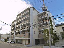 パレフルール[4階]の外観