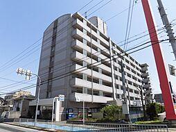 パークテラス北花田[3階]の外観