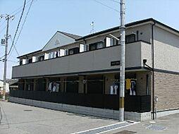 パセオ久米田[1階]の外観