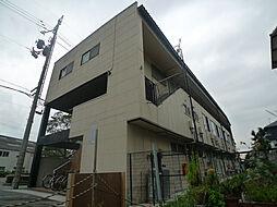 兵庫県高砂市中筋5丁目の賃貸マンションの外観