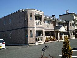 三重県津市高茶屋小森町の賃貸アパートの外観