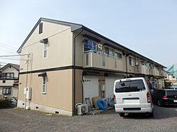 グランコート関山[2階]の外観