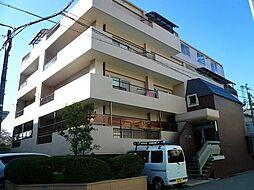ニュー甲子園マンション[1階]の外観