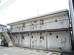 西矢倉ハイツB棟[1階]の外観