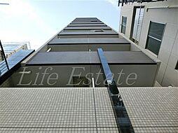 レジュールアッシュ大阪城WEST[2階]の外観