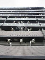 大阪府大阪市北区長柄東3丁目の賃貸マンションの外観