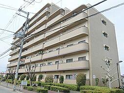 大阪府堺市中区深井北町の賃貸マンションの外観