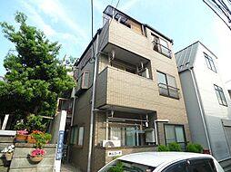秋山コーポ[2階]の外観
