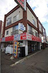 北海道札幌市豊平区平岸一条5丁目の賃貸アパートの外観