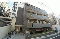 東京都渋谷区代々木の賃貸マンションの外観