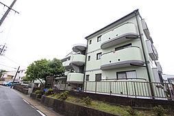 愛知県名古屋市名東区貴船2丁目の賃貸マンションの外観