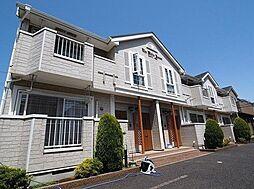 千葉県船橋市三咲1丁目の賃貸アパートの外観