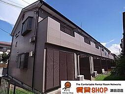 [テラスハウス] 千葉県船橋市前原東6丁目 の賃貸【/】の外観