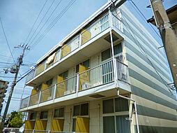兵庫県西宮市深津町の賃貸アパートの外観