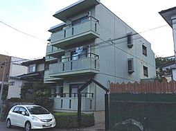 宮城県仙台市太白区緑ケ丘3丁目の賃貸マンションの外観
