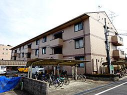 大阪府河内長野市昭栄町の賃貸マンションの外観