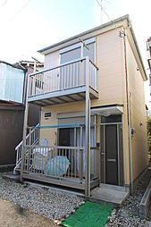 神奈川県川崎市川崎区小田4丁目の賃貸アパートの外観