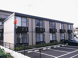 レオパレスリブェール西原[203号室]の外観