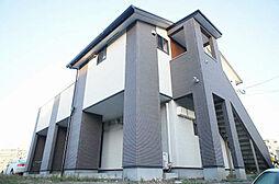 福岡県福岡市東区美和台3丁目の賃貸アパートの外観