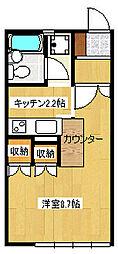 佐野駅 3.3万円