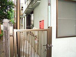 東京都荒川区西尾久3丁目の賃貸アパートの外観