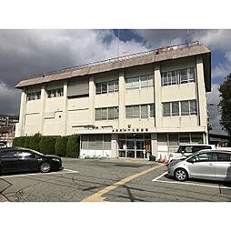 兵庫県神戸市北区南五葉2丁目の賃貸マンションの外観