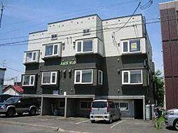 AMS N19[1階]の外観