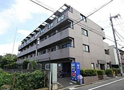 東京都練馬区中村南2丁目の賃貸マンションの外観