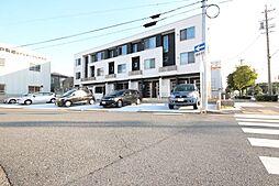 愛知県名古屋市中川区太平通2丁目の賃貸アパートの外観