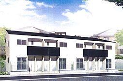 ルミエール富岡[A102号室]の外観