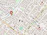 地図,1K,面積24.87m2,賃料3.1万円,札幌市営東西線 琴似駅 徒歩9分,JR函館本線 琴似駅 徒歩10分,北海道札幌市西区琴似四条6丁目5番6号
