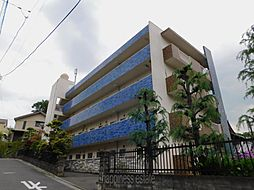 森ケ丘第二マンション[3階]の外観