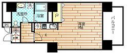 アクア福島[5階]の間取り