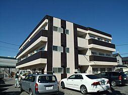 ラ・スリーゼII[3階]の外観