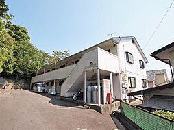岐阜県可児市広眺ケ丘5丁目の賃貸アパートの外観